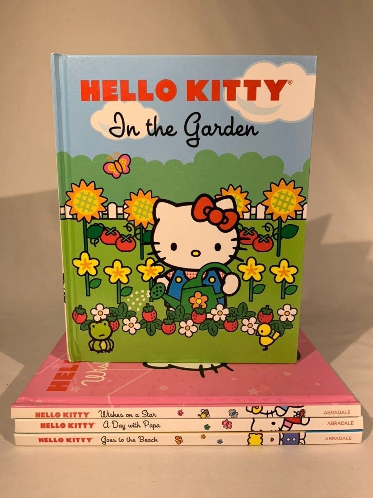 Hello Kitty Book Set Hello Kitty Book Hello Kitty Kitty