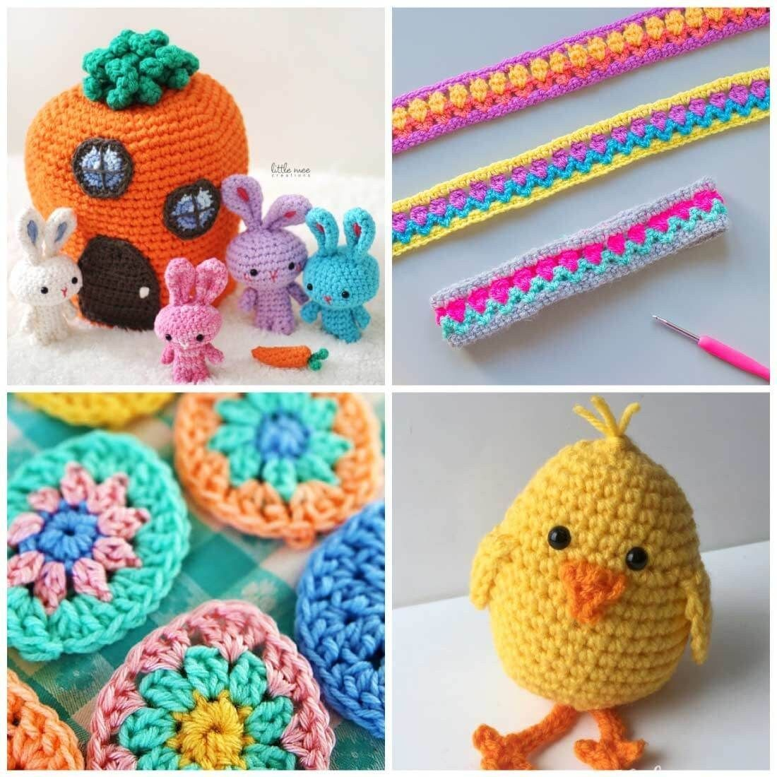 30+ Amazing Photo of Easter Crochet Patterns #eastercrochetpatterns 30+ Amazing Photo of Easter Crochet Patterns - vanessaharding.com #eastercrochetpatterns
