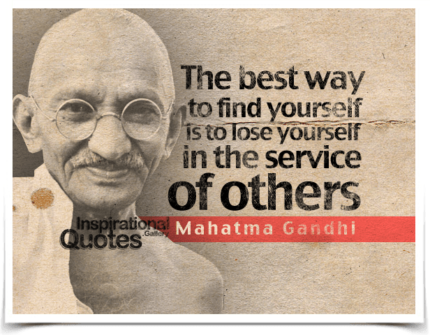 Pin by Inspirational Quotes Gallery on Quotes | Gandhi quotes, Mahatma  gandhi quotes, Gandhi