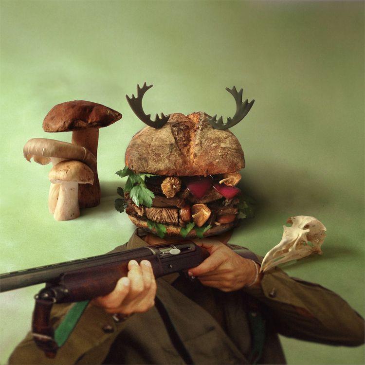 Sanglichon Burger