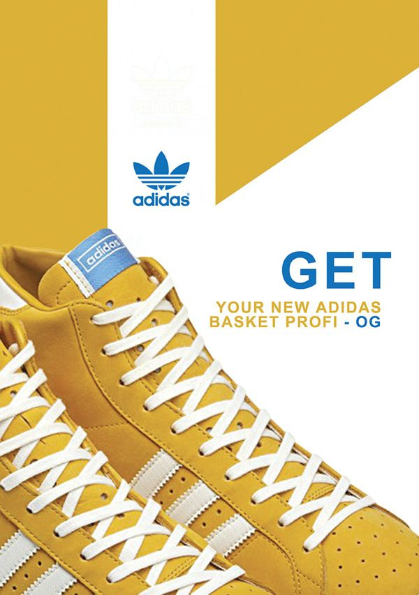 Adidas (Posters) on Behance
