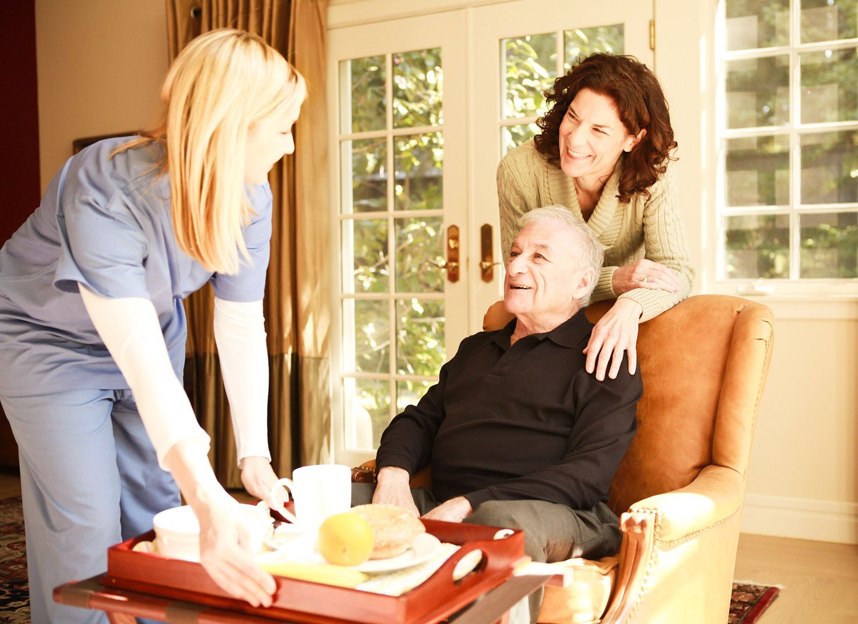 We provide compassionate senior care services and home