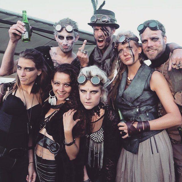 Mad Max Kostüm selber machen | maskerix.de