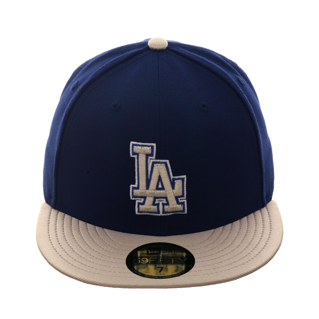 Exclusive New Era 59Fifty Los Angeles Dodgers Hat - 2T Royal