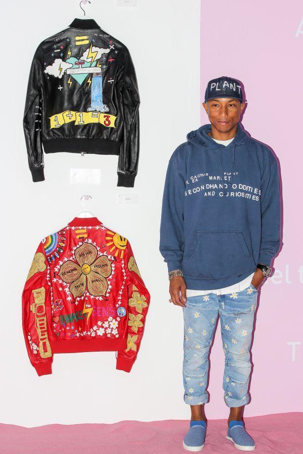 adidas Originals x Pharrell Williams Herren Trainingsjacke