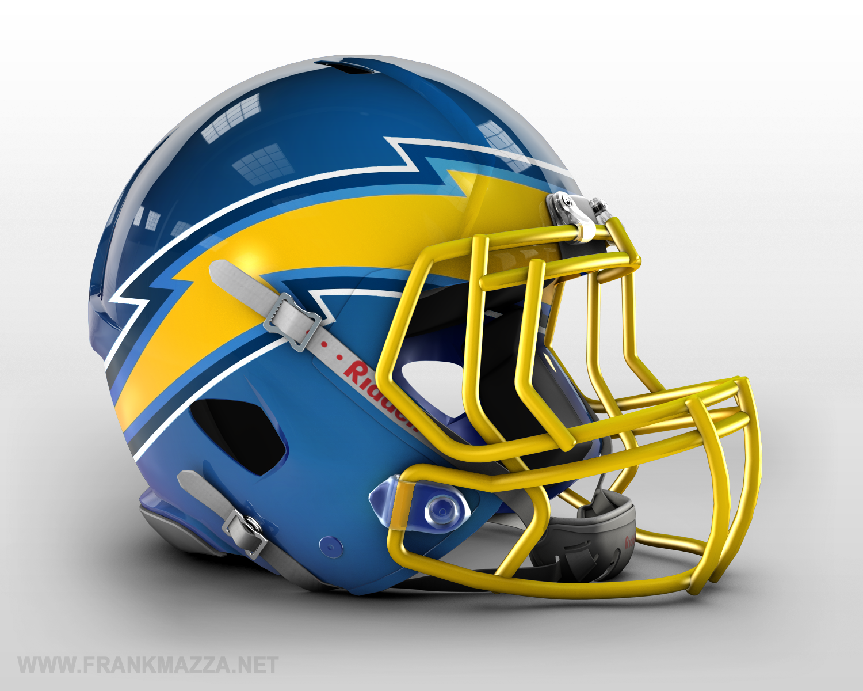 Chargers Png 1 500 1 200 Pixels Football Helmet Design Football Helmets College Football Helmets