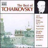 The Best of Tchaikovsky [CD], 8556652