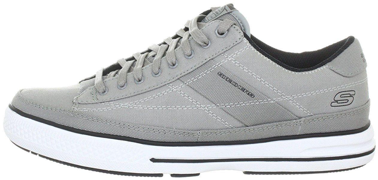 Actualizar Inconcebible Suponer  Skechers Arcade Chat Arcade - Zapatillas de ante para hombre, color gris,  talla 39   Mens casual shoes, Casual shoes women, Urban shoes