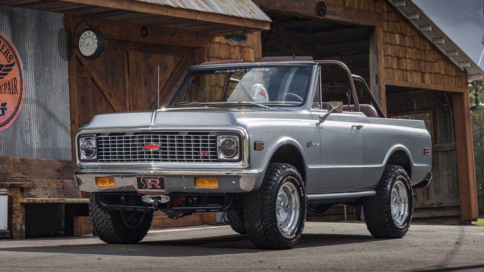 2021 Chevrolet Blazer K-5 Release Date in 2020 | Chevrolet ...