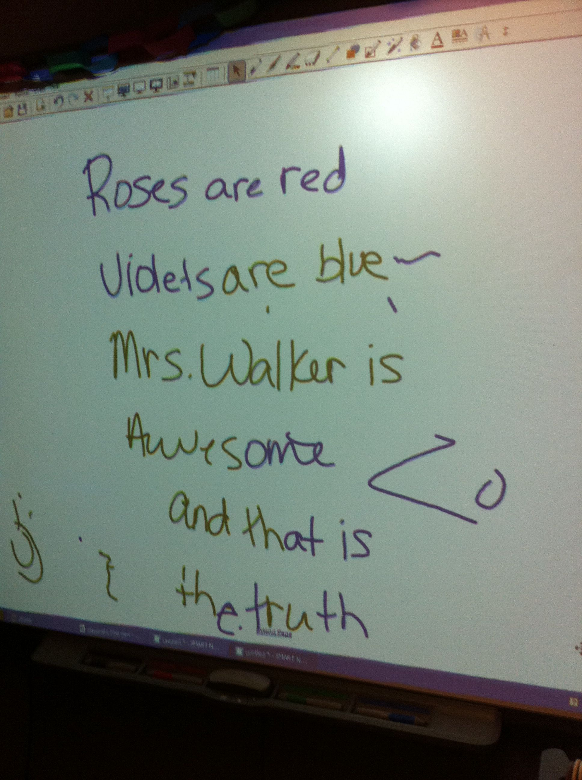 Student poetry