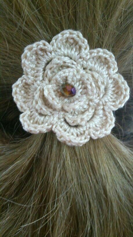 Coletero de ganchillo/crochet