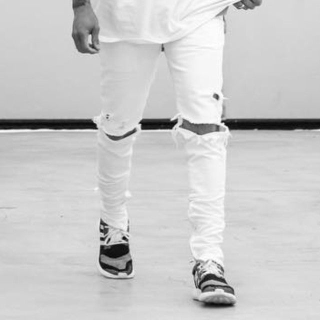 Image Result For Fear Of God White Jeans