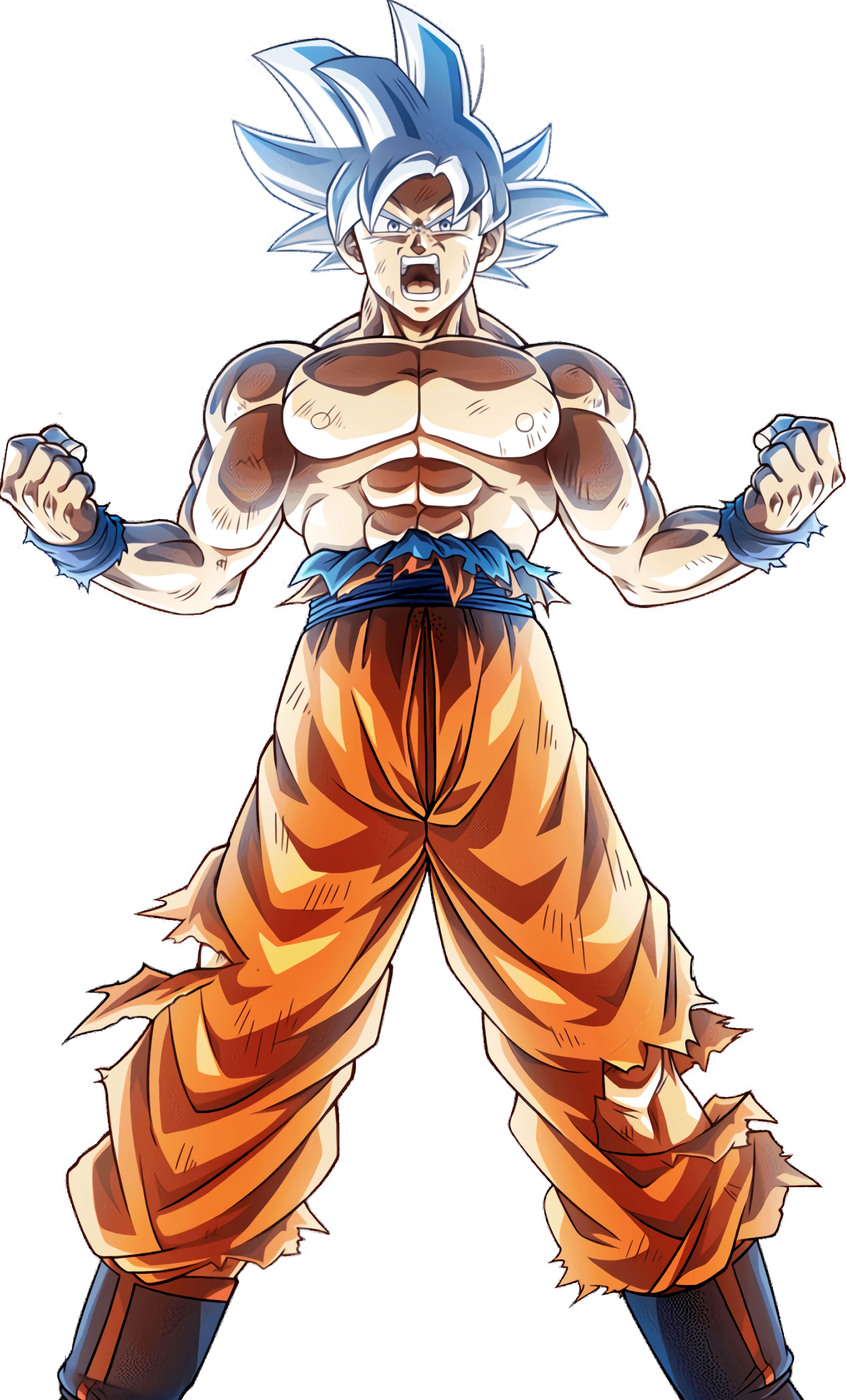 Goku Ultra Instinto Dominado Universo 7 En 2020 Con Imagenes