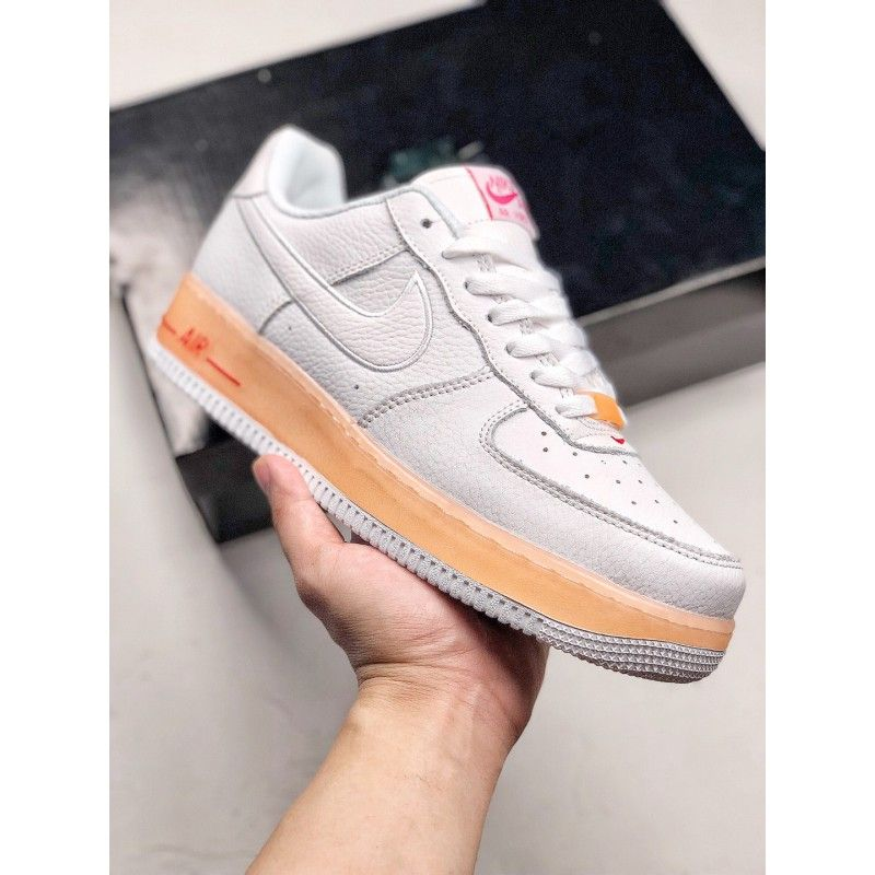 Nike AIR FORCE 1 Up Step Lux DECEMBER SKY in 6232 Geuensee