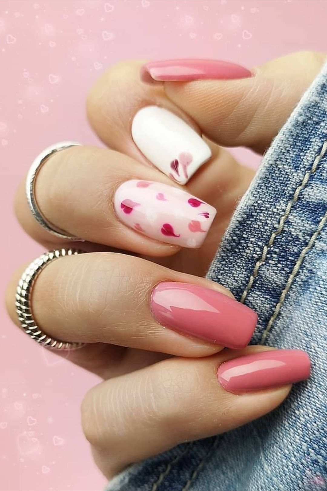 The Best Valentine's Day Nails Right Now! | Stylish Belles