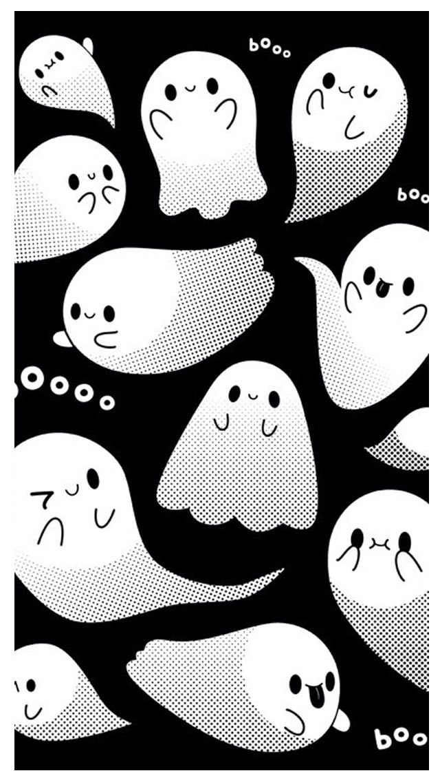 30 Adorable Halloween Mobile Wallpapers To Download Hongkiat Halloween Wallpaper Halloween Wallpaper Iphone Halloween Drawings