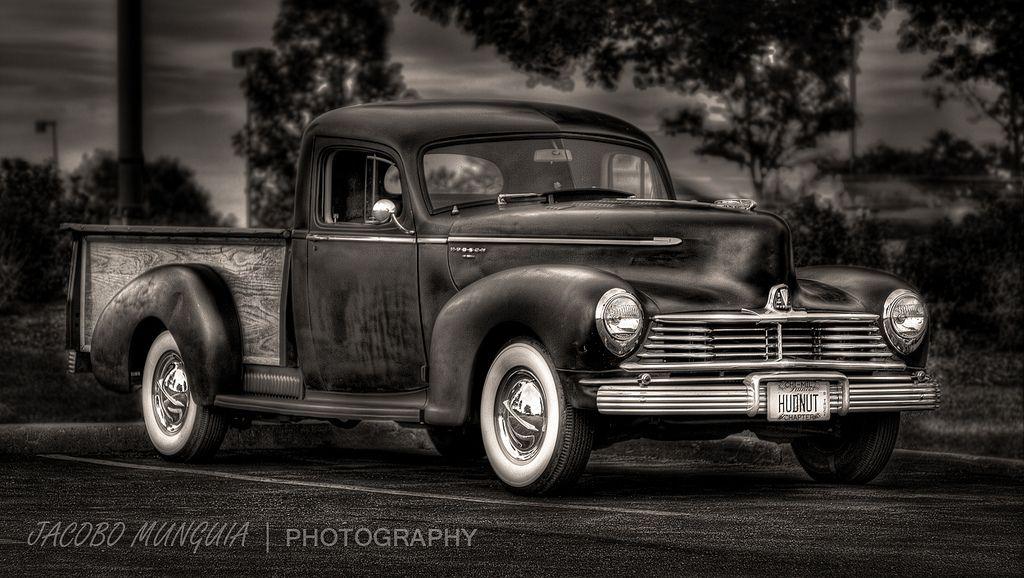 1947 Hudson Truck (V8)   Cars
