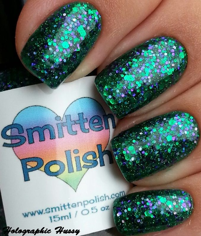Smitten Polish 'I feel....Wicked'