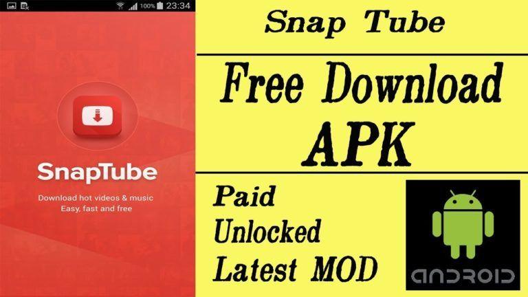 Install Snaptube App Apk Download Install For Android 2018 Snaptube Download Free Music Video Downloader App Download App