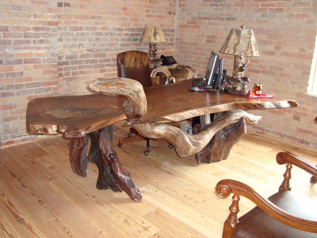 Rustic Desk Executive Office Desk Rustic Desk Rustic Office