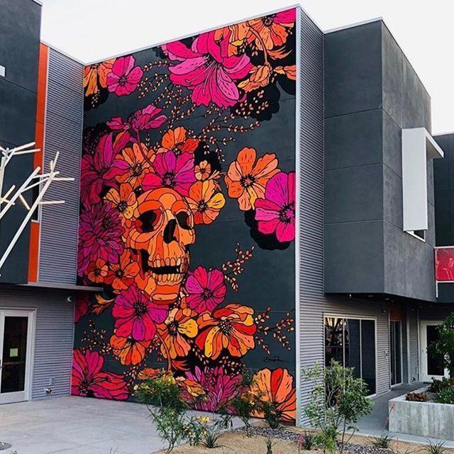 Good modern street art artwork. Get more curated street art artists diy ideas on our Instagram, @arthunter.me.