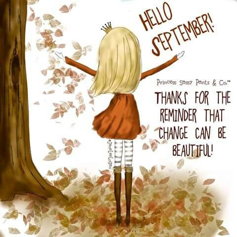 Fall, Autumn, 2015, Blessings, Quotes, Sayings, Prayers, Positive,. Sassy  PantsSeptember Quotes AutumnHello ...
