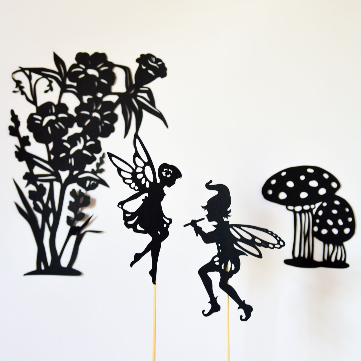 Cool Amp Easy Shadow Puppets For Kids