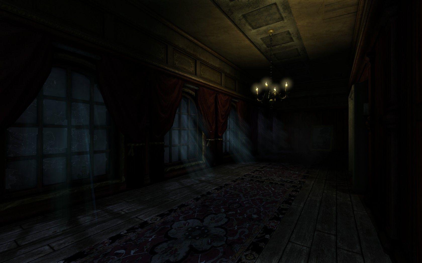Concept Art Of Amnesia The Dark Descent
