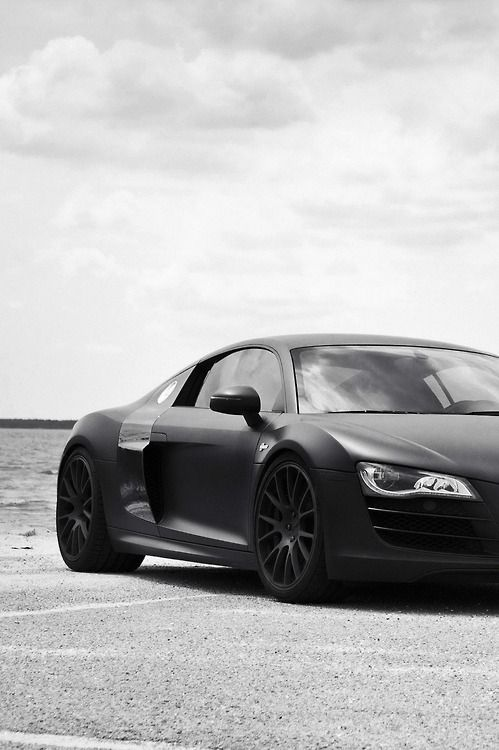 Audi R8 V10 Plus   Iu0027m In Love With The Matte Finish