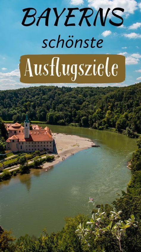 Photo of Schöne Ausflugsziele in Bayern! – Sophias Welt