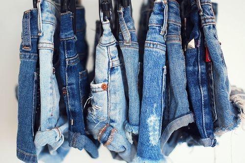 Image via We Heart It #boho #clothes #clothing #denim #grunge #hipster #jeans #short #summer #vintage