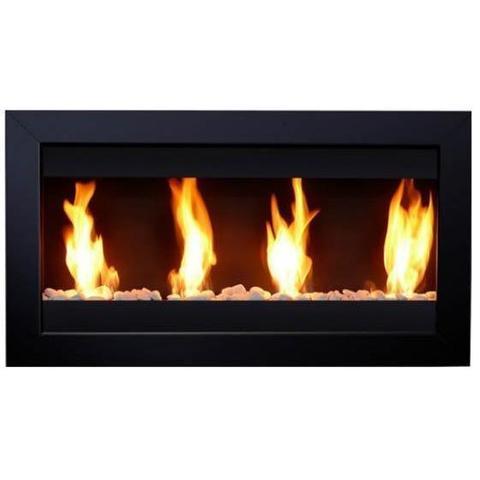 Flash Sale Bio Blaze Square Small Ii Wall Mounted Bio Ethanol Fireplace Bb Sqs2 Deluxehomestore Com Bioethanol Fireplace Ethanol Fireplace Fireplace