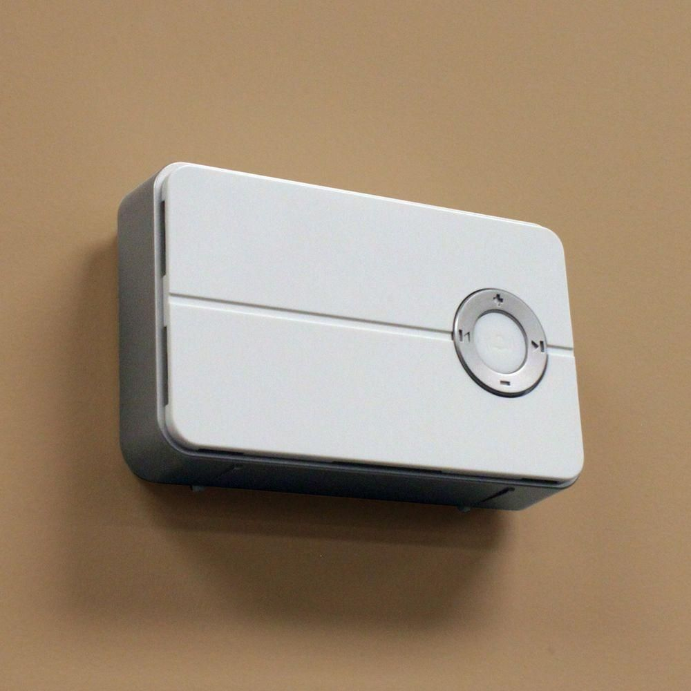 H&ton Bay Wireless MP3 Door Bell Kit-HB-7830-02 - The Home & Wireless MP3 Door Bell Kit | Doors
