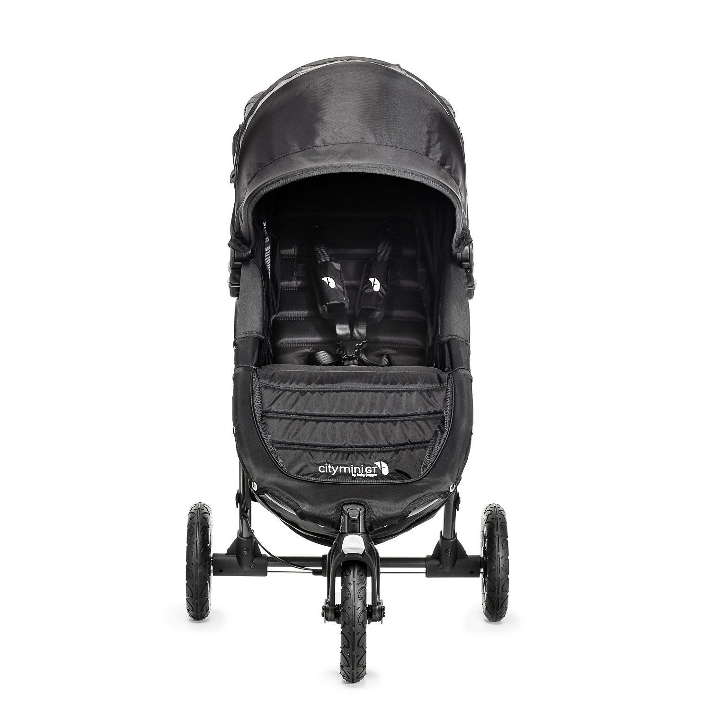 22b8506567 Baby Jogger City Mini GT Stroller - Single, Black: Amazon.co.uk ...