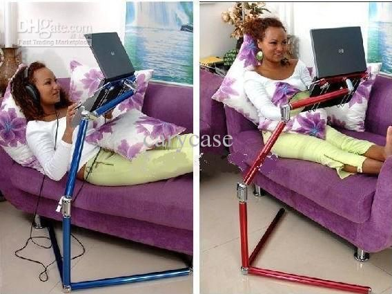 Ipad Holder For Bed Or Sofa newest design nottable nottable laptop stand,computer arm ipad
