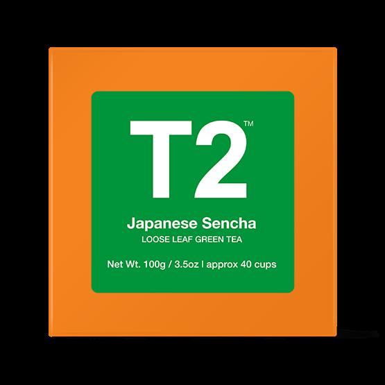 Photo of Japanese Sencha Loose Leaf Tea – T2 NA   T2 TeaUS