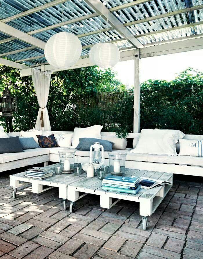 Bella Terraza De Palet Outdoors Garden Furniture