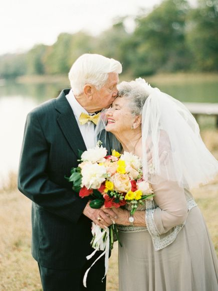 Grandparents Celebrate 63-Year Marriage with Sweetest Photo Shoot ...