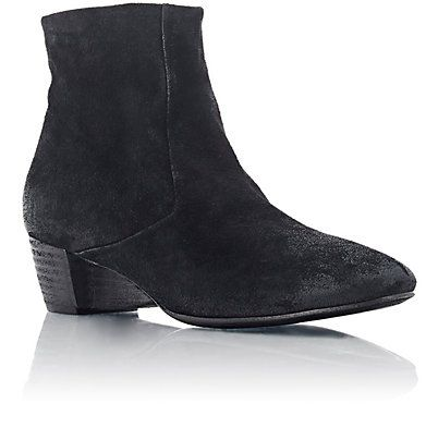 Marsèll Suede Wedge Ankle Boots clearance shop for Ntv9IFGa6S