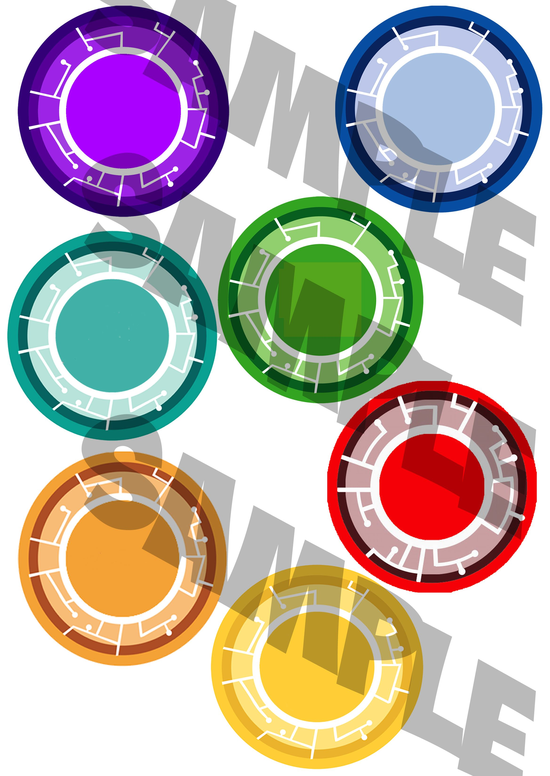 Wild Kratts Creature Power Disks Used For Birthday Banners Posters Digital Or Print Copies Available For Purchase Birthday Banner Wild Kratts Party Themes