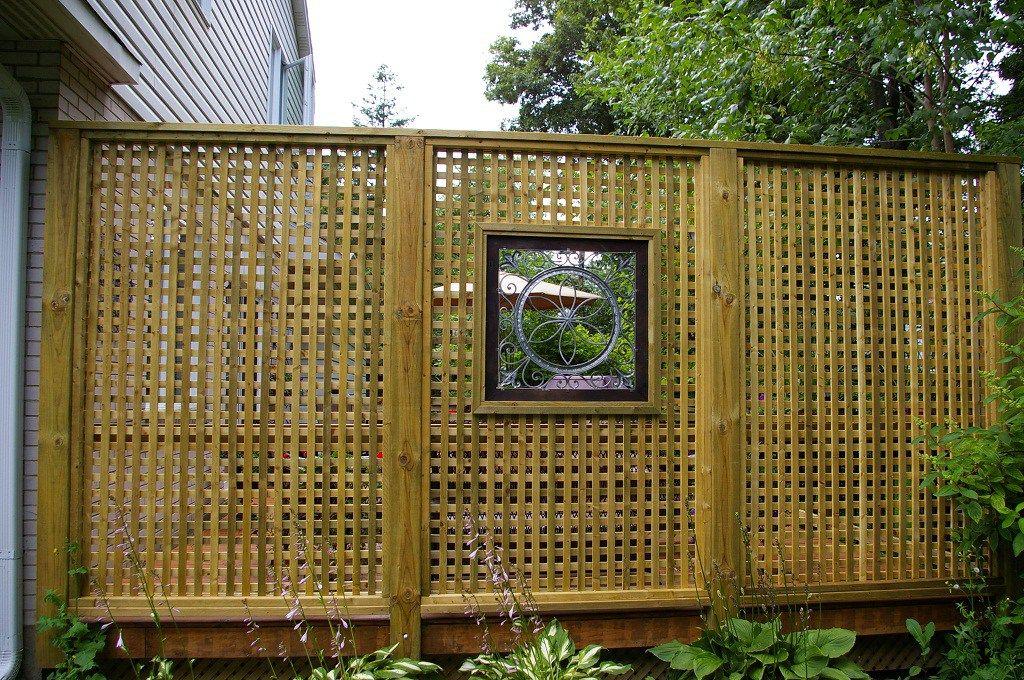 cat pagar bambu tahan ...