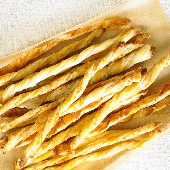 how to make cheese straws crispy