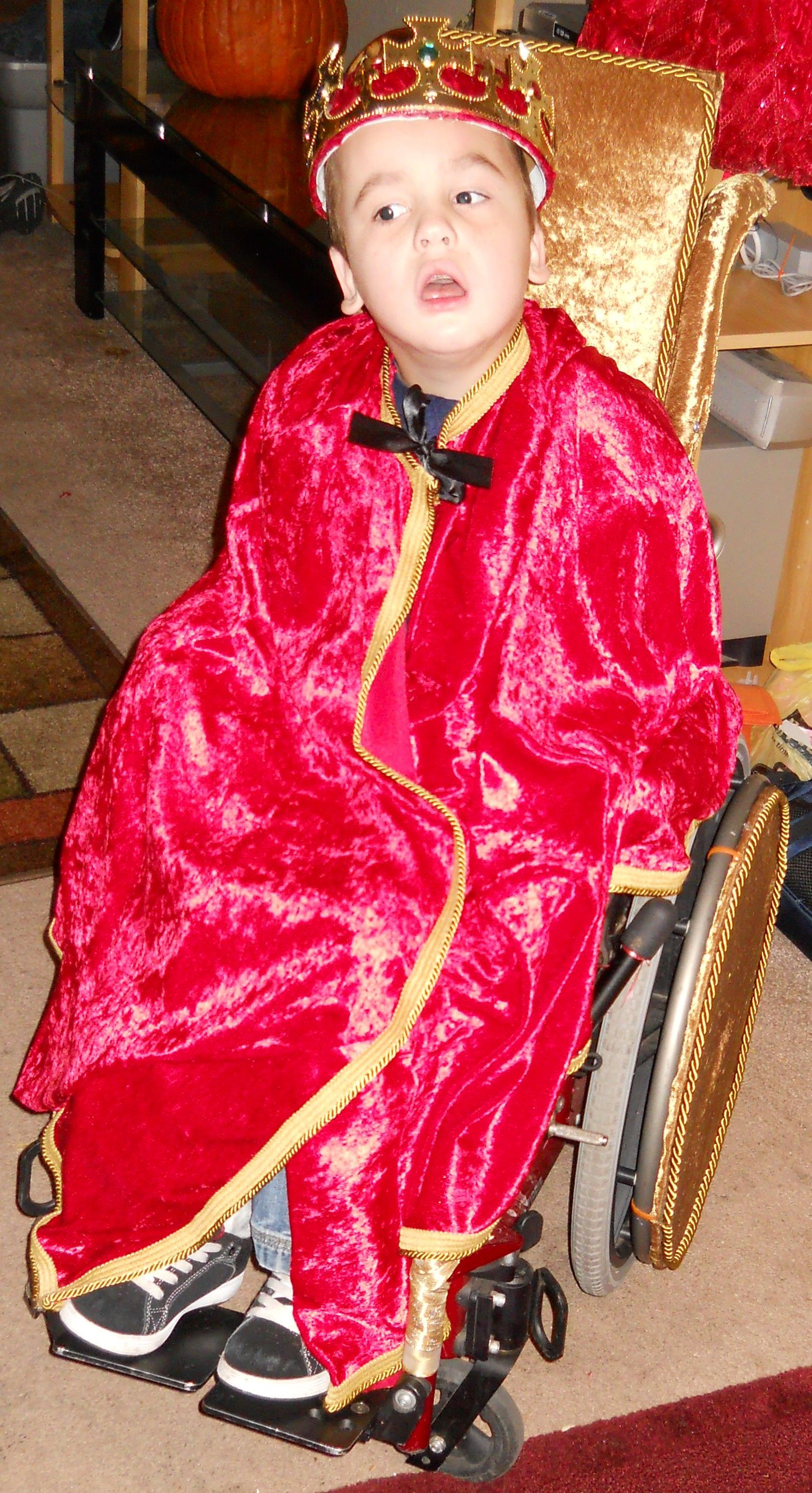 Wheelchair Mario Chair Cover Hire Southend On Sea Throne Costume Halloween Costumes