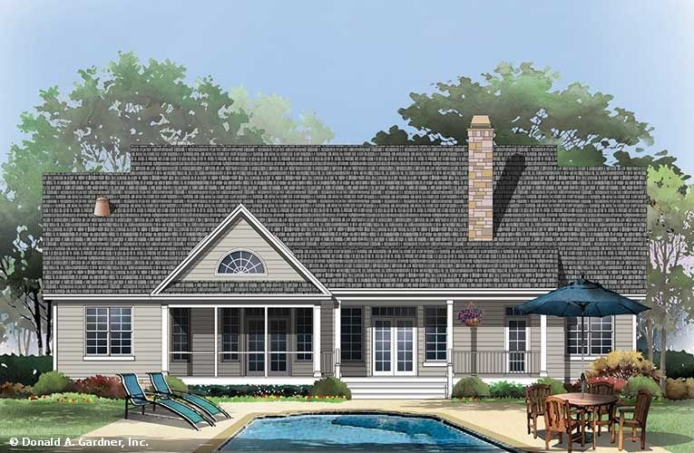 House Plans The Hardesty Home Plan 1287