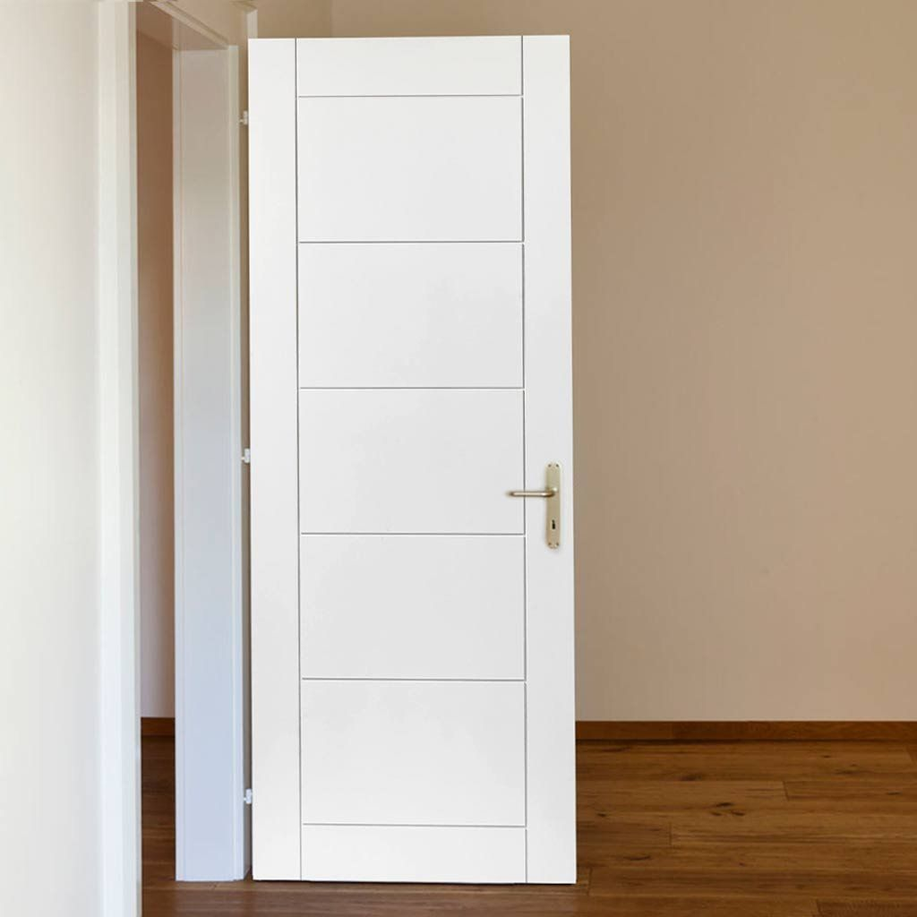 Jbk Limelight Apollo White Primed Flush 1 2 Hour Fire Rated Door Fire Rated Doors Fire Doors Room Design Bedroom