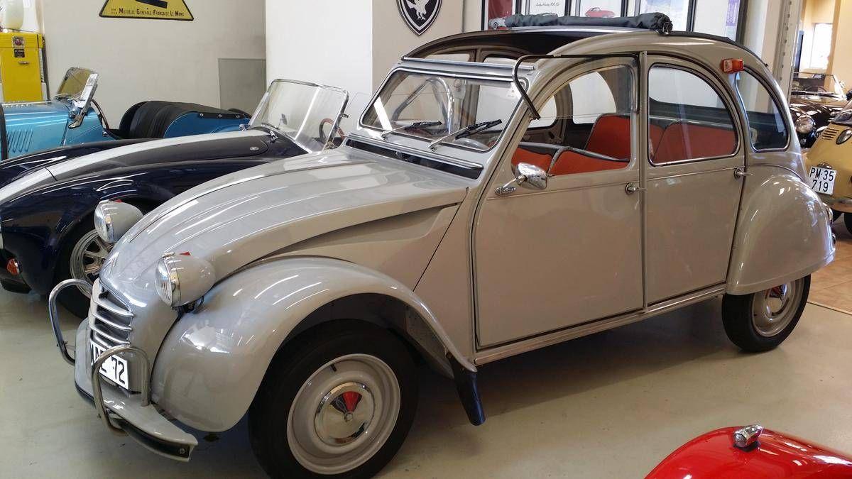 1966 Citroen 2CV for sale Hemmings Motor News Citroën