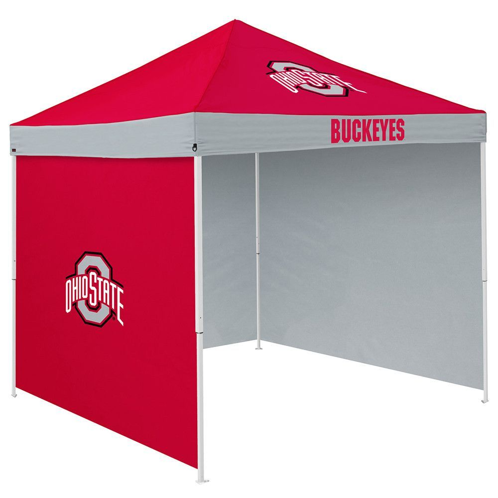 Ohio State Buckeyes NCAA 9u0027 x 9u0027 Economy 2 Logo Pop-Up Canopy  sc 1 st  Pinterest & Ohio State Buckeyes NCAA 9u0027 x 9u0027 Economy 2 Logo Pop-Up Canopy ...