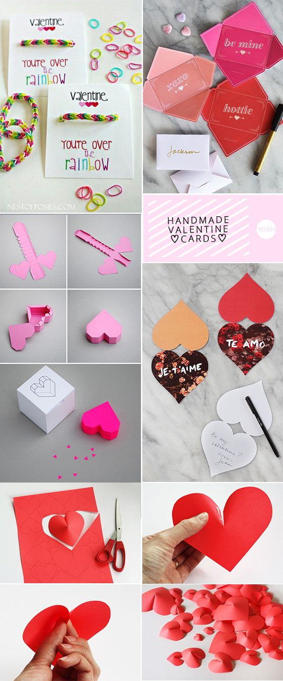 5 sweet valentines day ideas | bookmarks, Ideas
