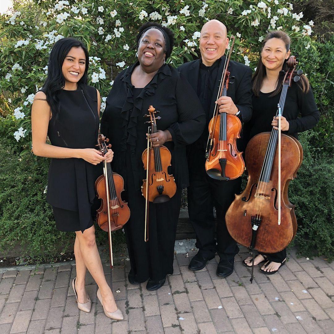 Pin on Los Angeles String Quartet OMG Quartet