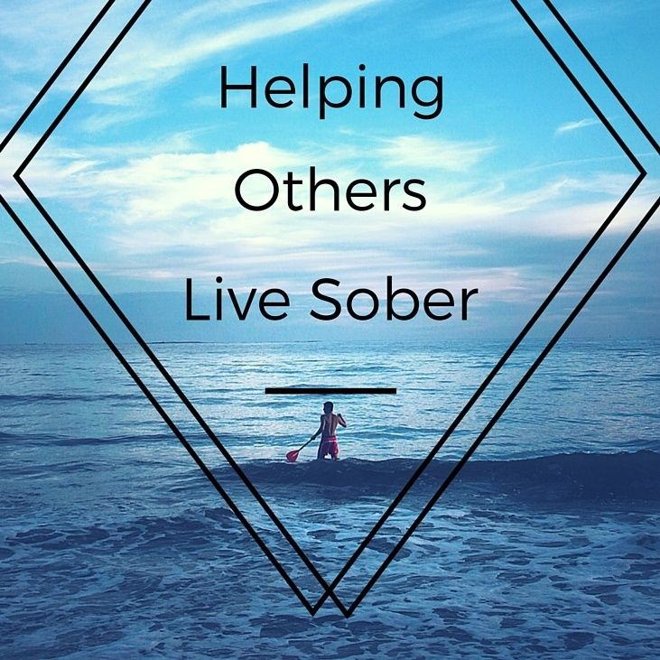 In The Spotlight Helping Others Live Sober Project Palo Recovery Drug And Alcohol Rehab Resources Helping Others Alcohol Rehab Sober